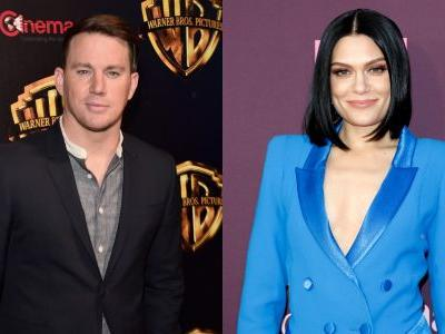 Channing Tatum Is 'Smitten' With Jessie J: She's 'Helped Him Take His Mind Off Jenna'