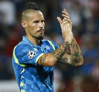 Hamsik brings record-breaking spell at Napoli to close as €20m China transfer is completed