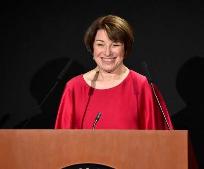 Amy Klobuchar's 2020 Presidential Campaign Announcement Focuses On A Time For Change