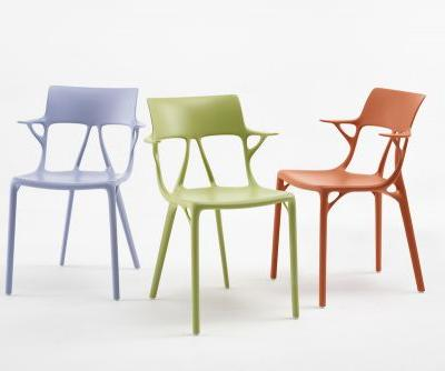 "The Designer's AI Apprentice: Starck & Autodesk Create ""AI Chair"""