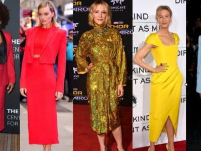 This Week's Best-Dressed Tested Some of Spring 2018's Most Colorful Trends