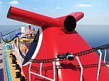 Carnival Cruise Line is set to build the first-ever roller coaster at SEA
