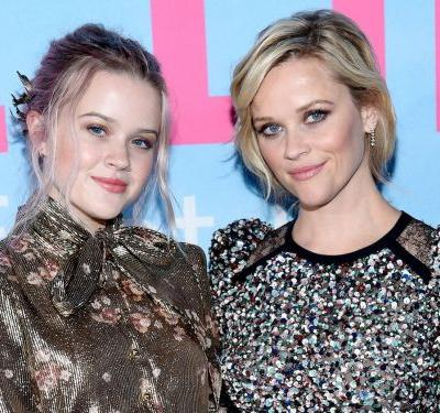 People can't decide if Ava Phillippe looks more like her mom or her dad in this photo - and honestly we can't tell either