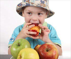 Kids Who Feel Good About Themselves Eat Better