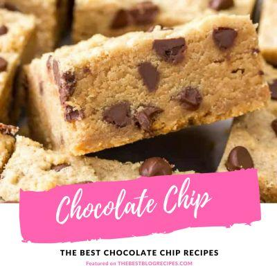 The Best Chocolate Chip Recipes