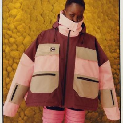 Shayne Oliver debuts a new outerwear collection