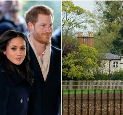 Meghan Markle and Prince Harry spent $3 million of taxpayers' money on renovating their 10-bedroom home, Frogmore Cottage