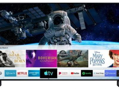 Apple TV App, AirPlay 2 Are Coming To Samsung's 2019 Smart TVs