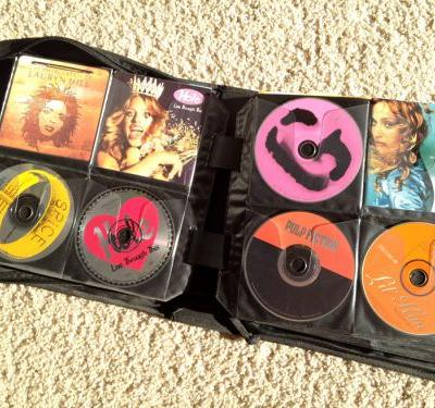 Back When CDs Ruled the World