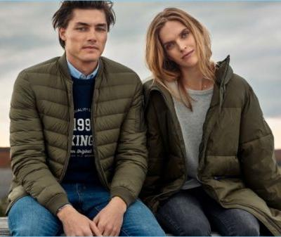 Isaac Weber Embraces Smart Outdoors Style for Lexington Fall '18 Campaign