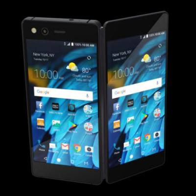 ZTE Plans To Keep Experimenting With Foldable Smartphones