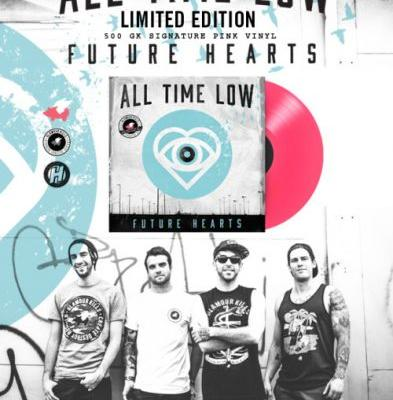 """It's finally here! The long awaited album """"Future Hearts"""" by All"""