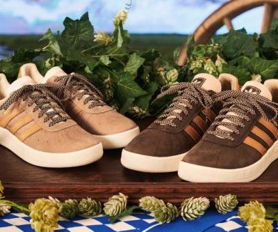 Adidas Originals' Latest Oktoberfest Sneakers Are Spilled Beer Resistant