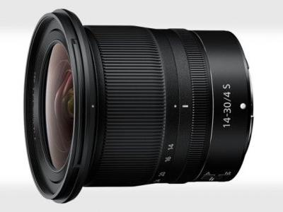 Nikon Unveils the Ultra-Wide 14-30mm f/4 S Lens for the Nikon Z