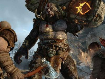 God of War is already the biggest series launch in the UK