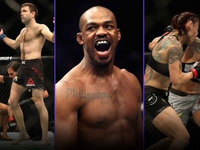 UFC 232: Ten things we learned