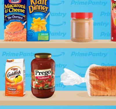 Prime Pantry lets you order small quantities of shelf-stable groceries and home items - here's how it differs from regular Amazon orders