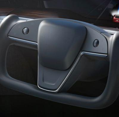 This is the new interior of Tesla's Model S