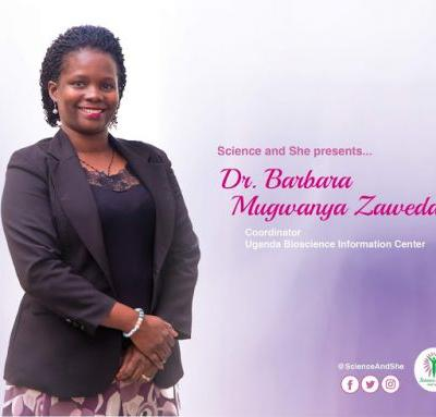 Science and She: Dr. Barbara Mugwanya Zawedde