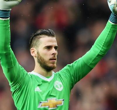 De Gea's best season yet? Man Utd keeper sees himself hitting new heights