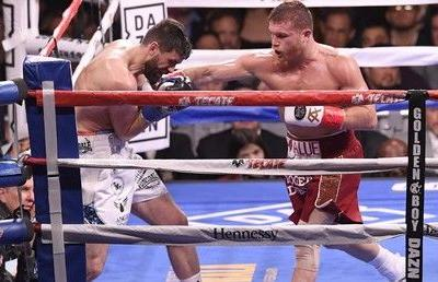 'What I watched was unfair': Social media reacts to Saul 'Canelo' Alvarez's dominant win in New York