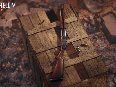 DICE is giving all Battlefield 5 players 2 new weapons