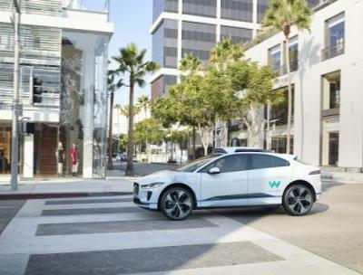 Waymo Adds Jaguar I-Pace EVs to Lineup, Unveils Plans to Launch Self-Driving Ride-Hailing Service