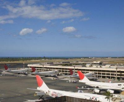 Official: Military jet crashes in ocean off Hawaii
