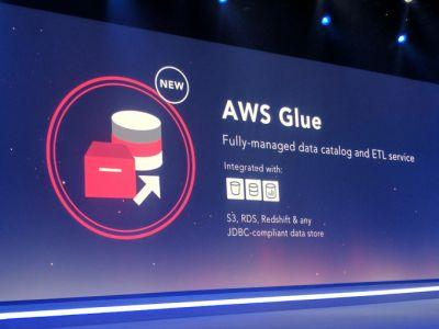 Amazon Glue solves sticky data prep problem in cloud
