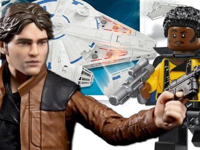 The Solo Star Wars Merchandise Looks Super Disappointing