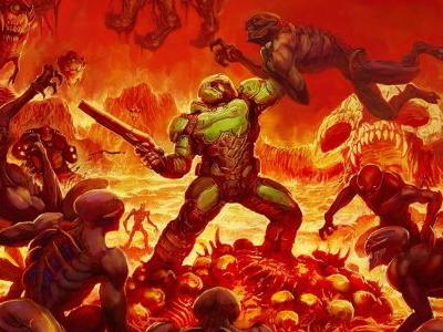Uhh, I guess there's a new Doom movie.?