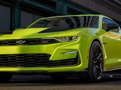 Chevrolet Is Rushing Another Camaro Facelift After Sales Plunge