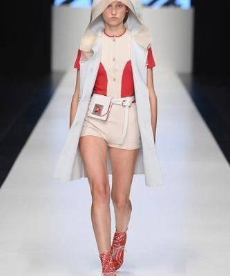 Anteprima Spring 2019: Milan Fashion Week