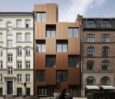 Youth Housing, Nansensgade / Christensen & Co. Architects