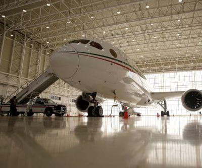Take a look inside the $218 million Boeing Dreamliner private jet the new President of Mexico is selling because it's 'too lavish'