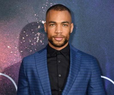 'Insecure' Actor Kendrick Sampson Shot With Rubber Bullets During Los Angeles Protest