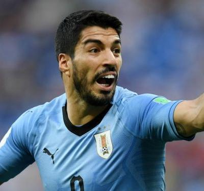 Video: Suarez at 100 - Uruguay star remembers debut, first World Cup and biting