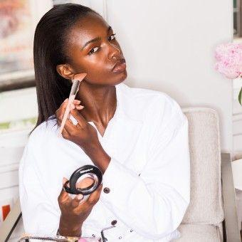 In My Bag: Leomie Anderson's Makeup Secrets for Perfect Foundation and Good Brows