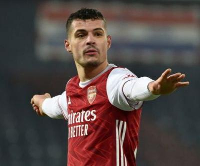Ungrateful Granit Xhaka's pathetic message to Arsenal as he prepares to sign for Roma