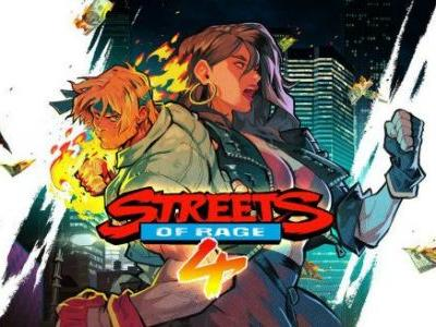 Streets of Rage 4 Is Totally Happening
