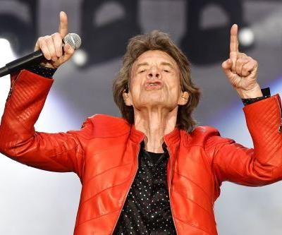 Mick Jagger partied in Russia after 'jinxing' England at World Cup