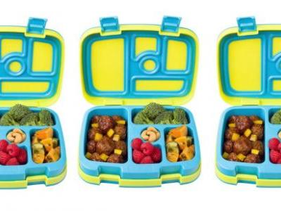 This Bentgo Lunch Box Is 55% Off For Another Hour And We're Obsessed With It