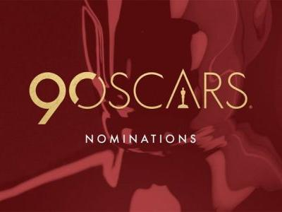 Watch the 90th Oscars Nominations Live Stream!