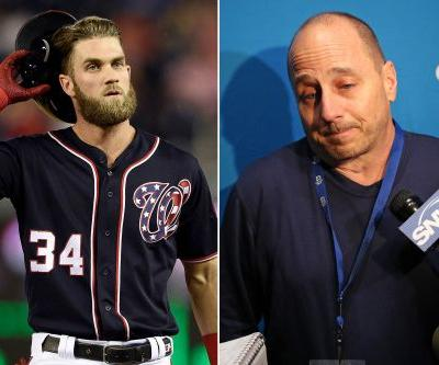 Cashman makes it clear where Yankees stand on Bryce Harper