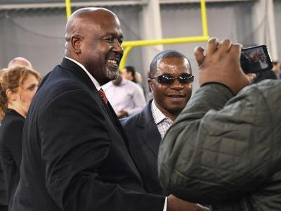 As Michael Locksley returns to coach Maryland football, police still seek his son's killer