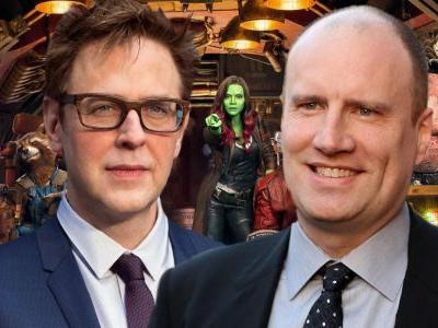Kevin Feige Reportedly Supports Disney's James Gunn Decision
