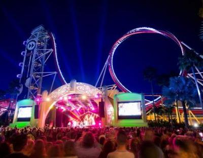 Theme Park Bits: Celebrate Mardi Gras with Pitbull, Mickey's Not-So-Scary Halloween Party Tickets Are Available, Downtown Disney Has a New Restaurant, and More