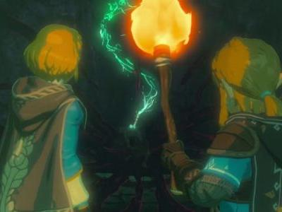 E3: The Legend of Zelda: Breath of the Wild Sequel Officially Unveiled