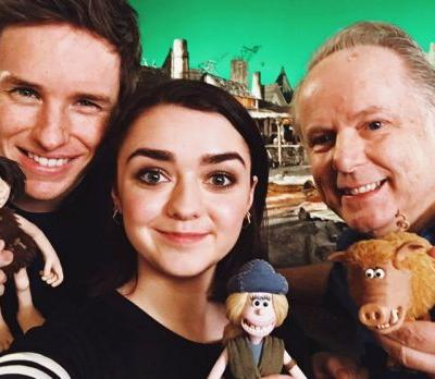 Interview: Aardman's Nick Park on Directing Early Man