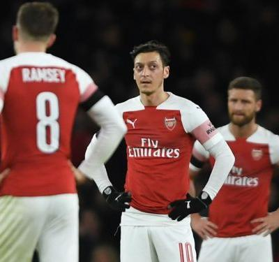 Arsenal Team News: Injuries, suspensions and line-up vs Cardiff